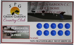Dome loyalty card 003